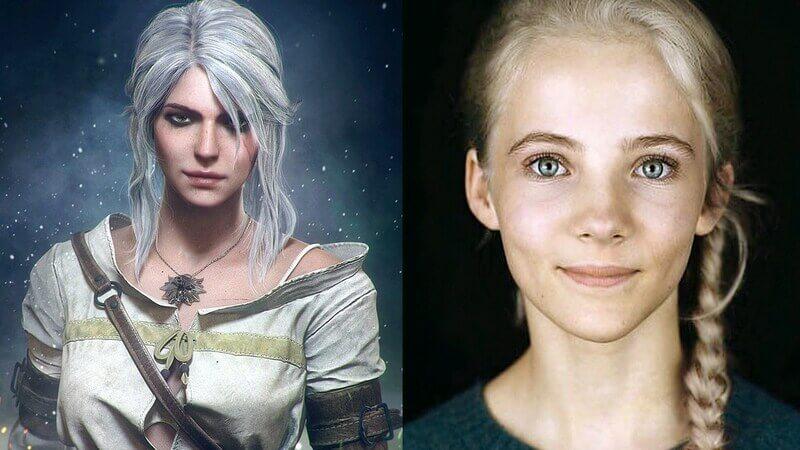 Ведьмак: Актеры и персонажи
